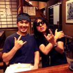 JUDY AND MARRY ベーシスト 恩田快人さん来店!!