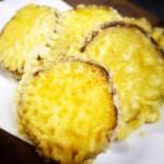 おまたせしました!川越芋の天ぷら再開です。新作スイーツ 和風ちーずけーき始まります