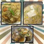 甚五郎流海鮮皿うどん!